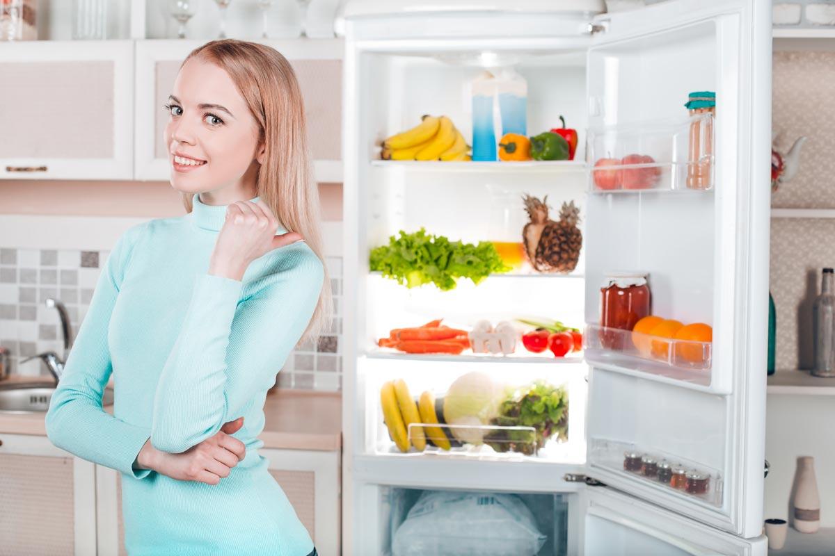 Come pulire il frigorifero | DiLei